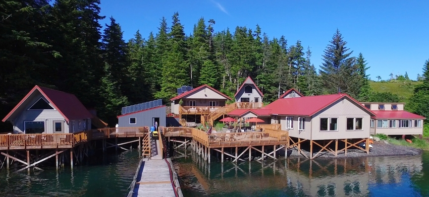 jumping salmon lodge