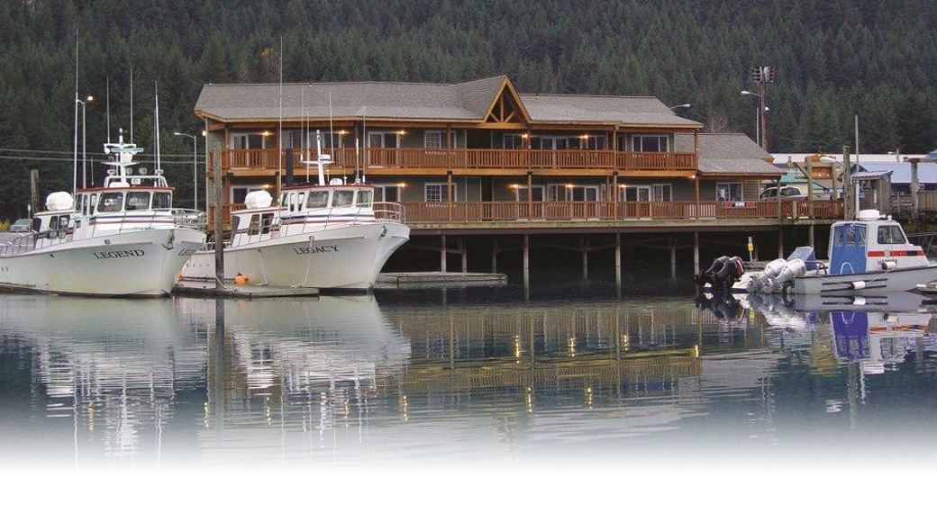 The Halibut Fishing Capital of the World!